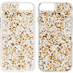 Case-Mate Karat for iPhone 6/6s - Gold Flakes