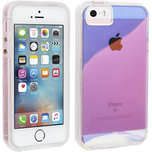 Naked Tough Case for iPhone 5/5s/SE - Iridescent