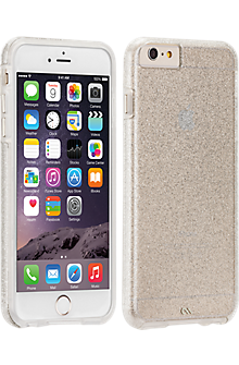 Case-Mate Sheer Glam for iPhone 6 Plus 6s Plus - Clear   Champagne ... 995f681d2c2f