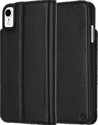 pretty nice 27ab5 0b35d Wallet Folio Case for iPhone XR