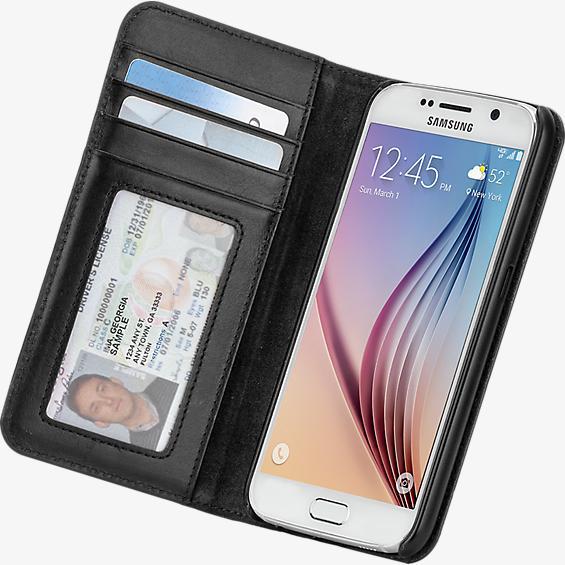 Wallet Folio for Samsung Galaxy S 6
