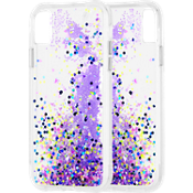 Waterfall Case for iPhone XS Max - Purple Glow
