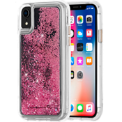 Waterfall Case for iPhone XR - Rose Gold