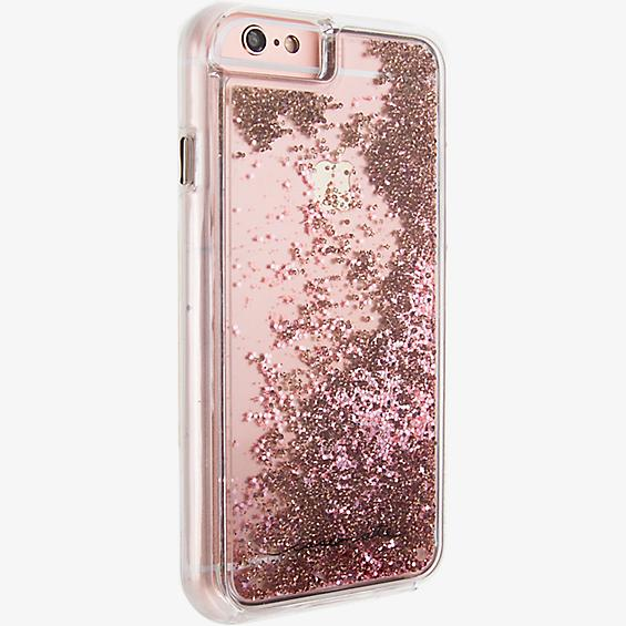 Waterfall Shimmer Case for iPhone 6/6s - Rose Gold