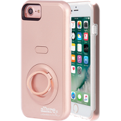 Allure x Selfie Case for iPhone 7/6s/6 - Rose Gold