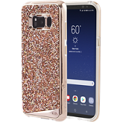 Brilliance Case for Galaxy S8 - Rose Gold