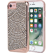 Brilliance Lace Case for iPhone 7/6s/6 - Rose Gold