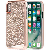 Brilliance Lace for iPhone X - Rose Gold