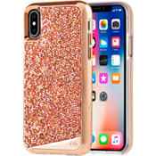Brilliance Case for iPhone XS/X - Rose Gold