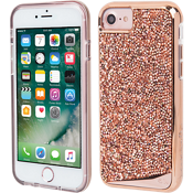 Brilliance Tough Case for iPhone 7 - Rose Gold