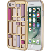 Caged Crystal Case for iPhone 7 - Rose Gold