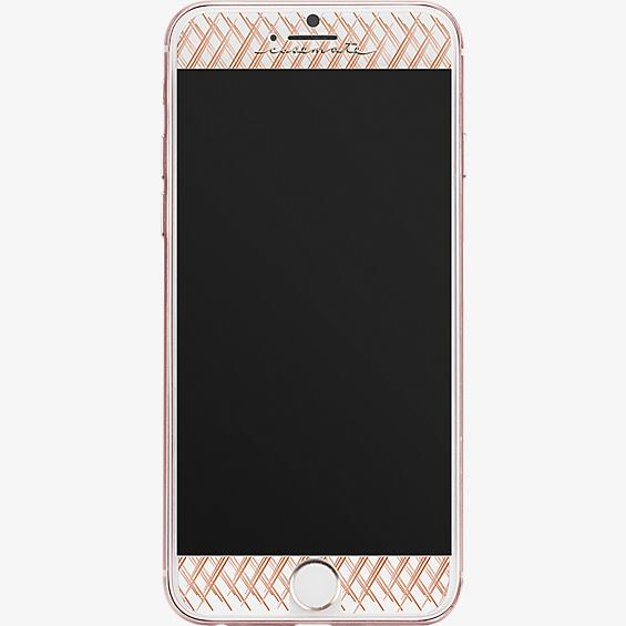 Gilded Glass Screen Protector for iPhone 7 Plus