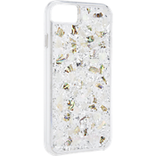 Karat Case for iPhone 8/7/6s/6 - Mother of Pearl/Clear