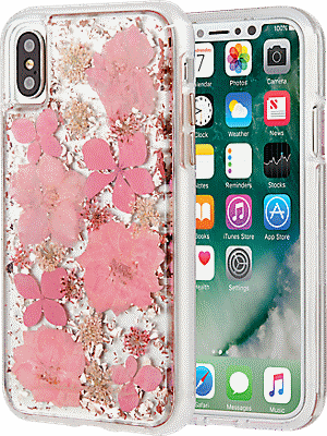 san francisco d869e e1946 Karat Petals for iPhone XS/X