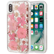 Karat Petals for iPhone X - Pink