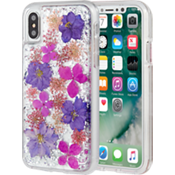 Karat Petals for iPhone X - Purple
