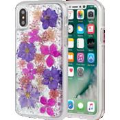 Karat Petals for iPhone X - Purple