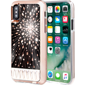 Luminescent for iPhone X - Rose Gold