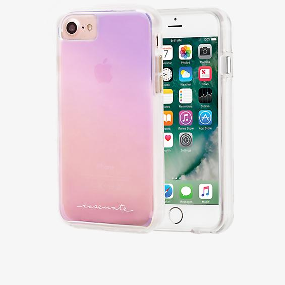 Naked Tough Iridescent Case for iPhone 7