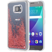 Naked Tough Waterfall Case for ZenFone V - Rose Gold