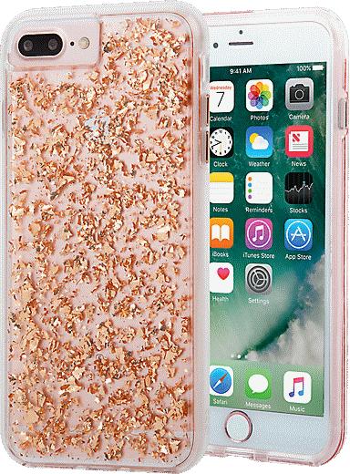 Karat Case For Iphone 8 Plus7 Plus6s Plus6 Plus Rose Gold
