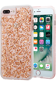 new york 0f580 ae884 Karat Case for iPhone 8 Plus/7 Plus/6s Plus/6 Plus - Rose Gold