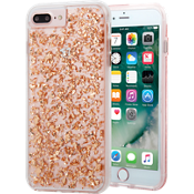 Karat Case for iPhone 8 Plus/7 Plus/6s Plus/6 Plus - Rose Gold