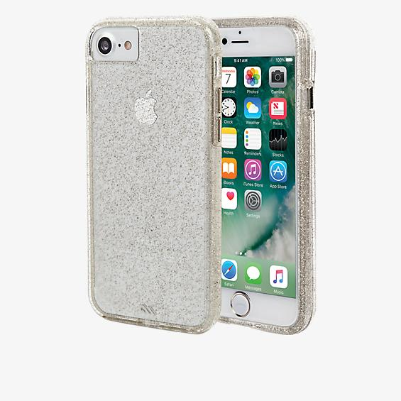Sheer Glam Case for iPhone 7