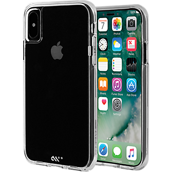 verizon find my iphone mate tough clear for iphone xs x verizon wireless 16389
