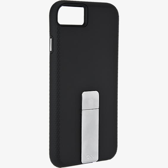 Tough Stand Case for iPhone 7 - Black/Grey