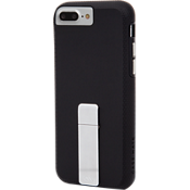 Tough Stand Case for iPhone 8 Plus/7 Plus/6s Plus/6 Plus - Black/Grey