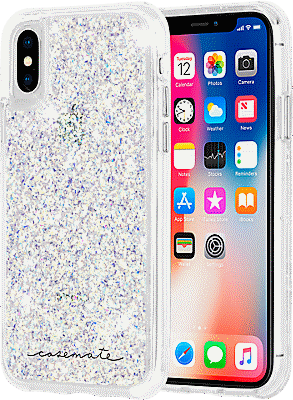 sports shoes 953c5 839ac Twinkle Case for iPhone X/XS
