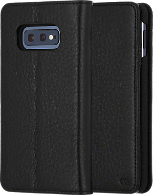 new styles 2d719 6a9a1 Wallet Folio Case for Galaxy S10e