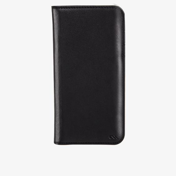 Wallet Folio Case for iPhone 7 - Black
