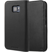 Wallet Folio Case for ZenFone V - Black