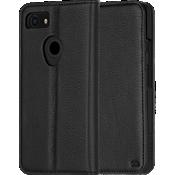 Wallet Folio Case for Pixel 3 XL - Black
