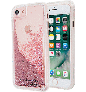 d62fb32b9f0c25 Case-Mate Waterfall Case for iPhone 8/7/6s/6 Colour Rose