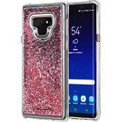 Waterfall Case for Galaxy Note9 - Rose Gold