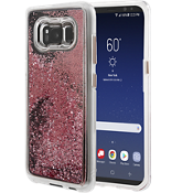 Waterfall Case for Galaxy S8 - Rose Gold