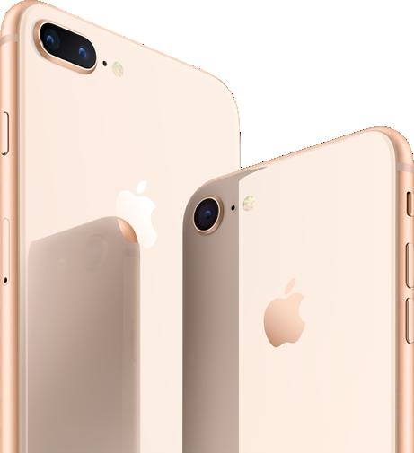 Lleva el último iPhone