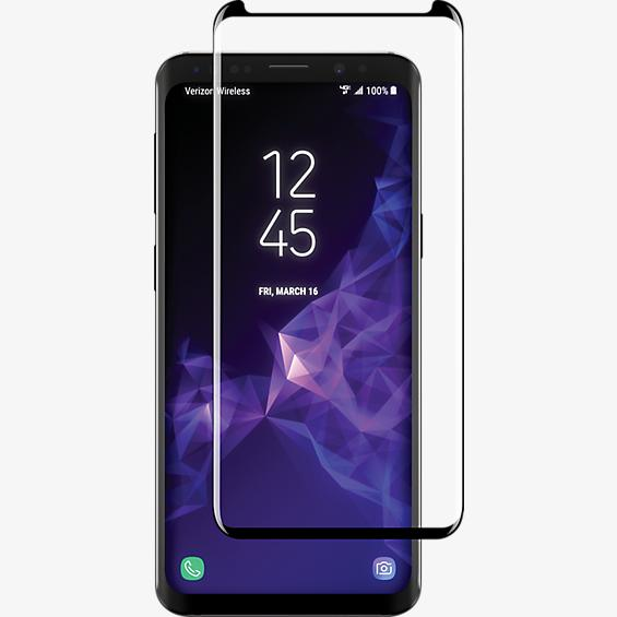 Curved Tempered Glass Screen Protector for Galaxy S9