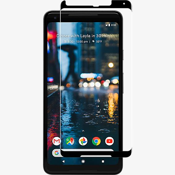 Curved Tempered Glass Screen Protector for Pixel 2 XL