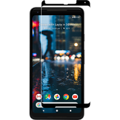 Curved Tempered Glass Screen Protector for Pixel 2 XL - Black