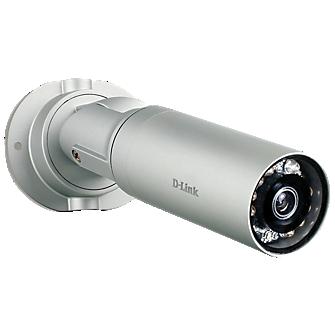 D-Link DCS-7010L HD Mini Bullet Outdoor Network Camera