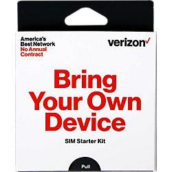 Verizon 4G SIM Activation Kit