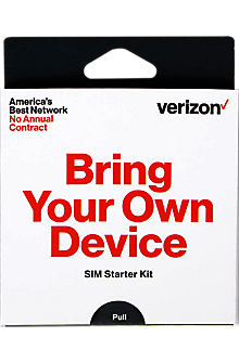 4G SIM Activation Kit