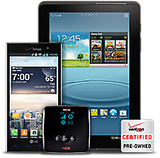 Certified Pre Owned Devices
