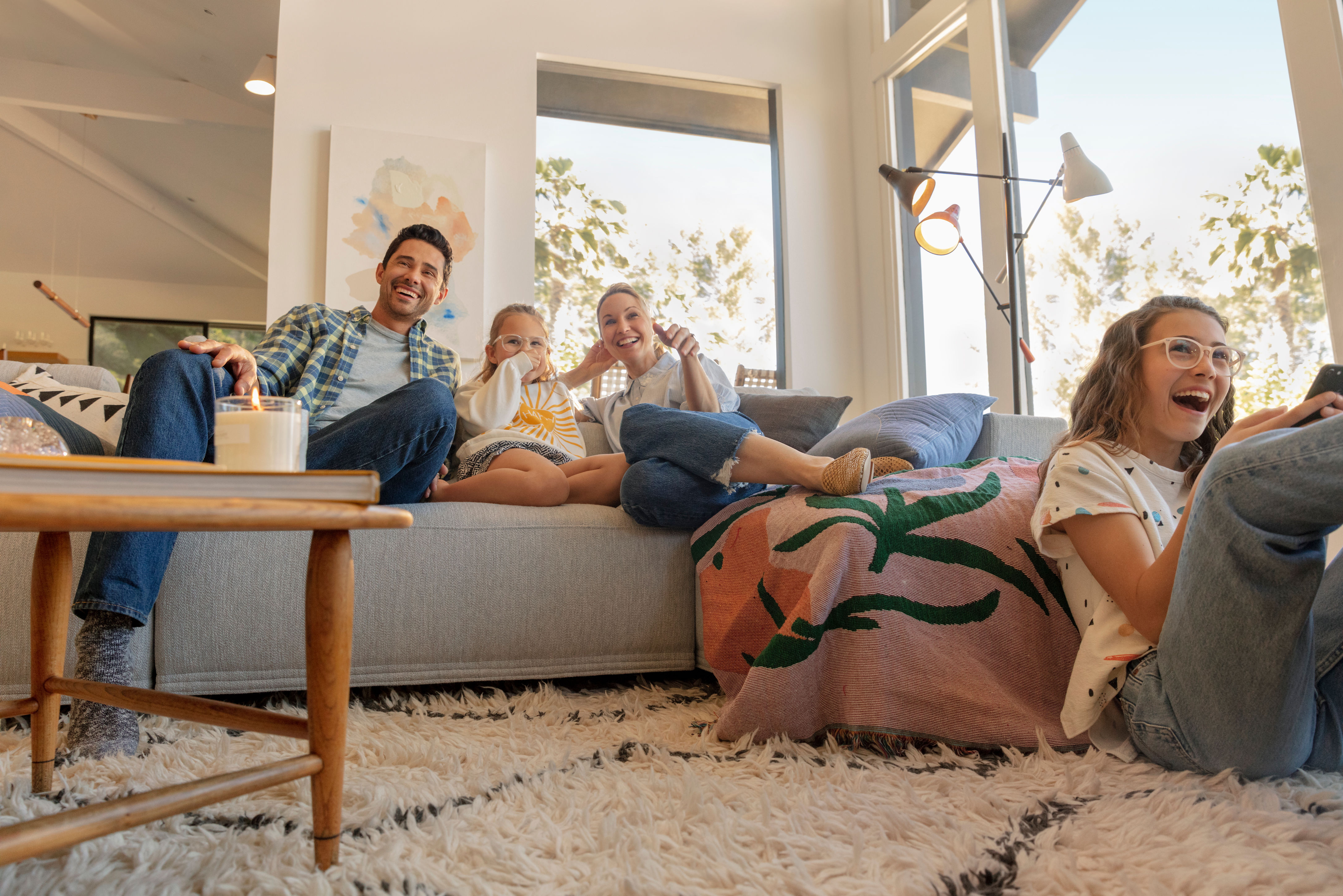 Changes to a family mobile plan
