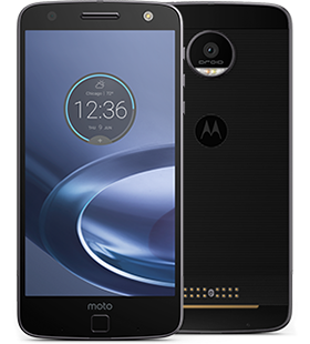 device photo of Moto Z Force Droid Edition