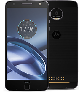 device photo of Moto Z Droid Edition